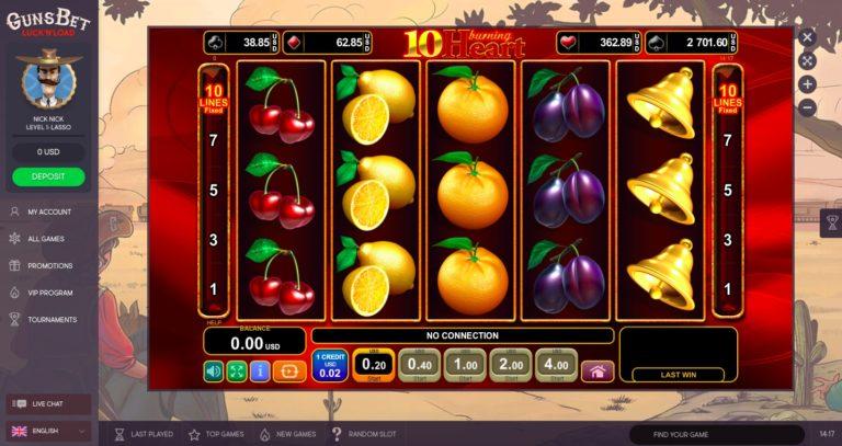 gunsbet casino зеркало